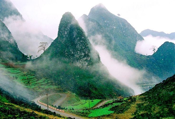 4 heaven is real in Vietnam  #heaveninvietnam #Hagiang #hagiangtours