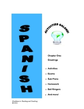 233 best sub plans images on pinterest spanish classroom spanish 233 best sub plans images on pinterest spanish classroom spanish class and teaching spanish fandeluxe Gallery