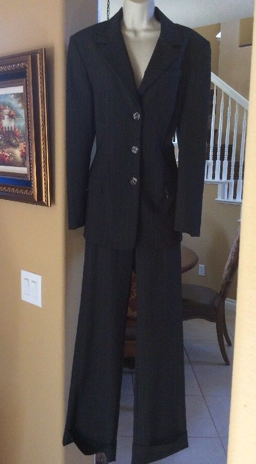 69baeef19 JOHN COLLECTION SUITSIZE 14 JACKETSIZE 8 PANTSNEW WITH TAGS #fashion # clothing #shoes #accessories #womensclothing #suitssuitseparates #ad (ebay  link)