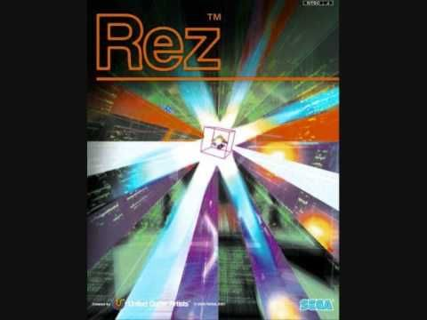 Rez Videogame Music - Level 5 Adam Freeland - Fear is the Mindkiller  For the greatness of the human imagination...
