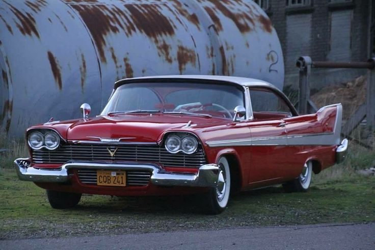 58 Plymouth Fury. I would trade literally Every. Single. Vehicle I own for one of these in this condition!!!