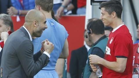 Pep Guardiola: Bayern Munich boss shares credit with Jupp Heynckes
