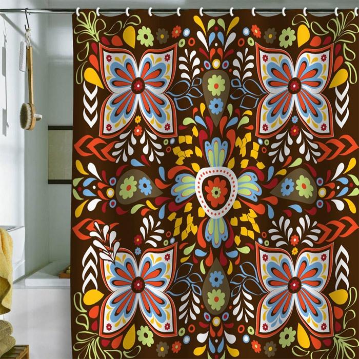 Best Pretty Shower Curtains Ideas On Pinterest Shower