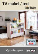 TV-møbel / Reol