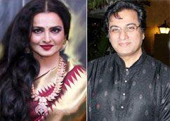 Rekha to romance Ghazal Singer Talat Aziz  http://www.tollywood.net/TopStories/MovieStory/7301/Rekha+to+romance+ghazal+singer+talat+aziz