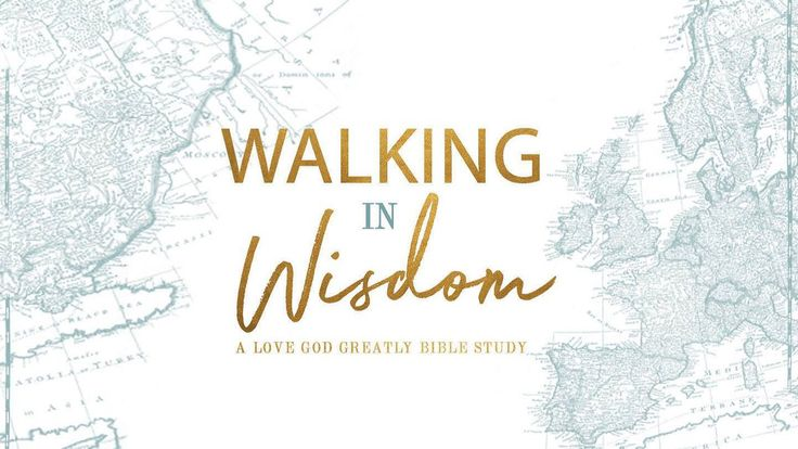 I just finished day 21 of the @YouVersion plan 'Love God Greatly: Walking In Wisdom'. Check it out here: