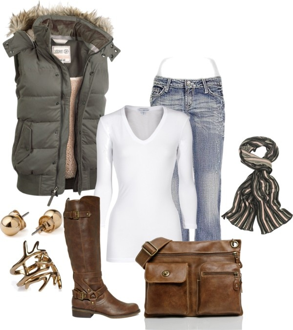 """Winter"" by honeybee20 on Polyvore"