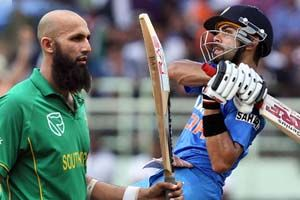 Virat Kohli lost out to Hashim Amla