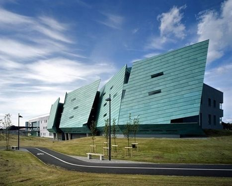 10 εντυπωσιακές βιβλιοθήκες σε πανεπιστήμια