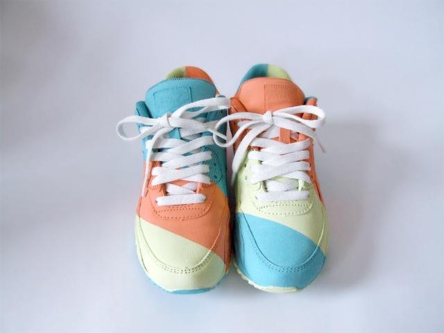 #Nike AM90 x Mental Meth #customkick #design #colour #airmax