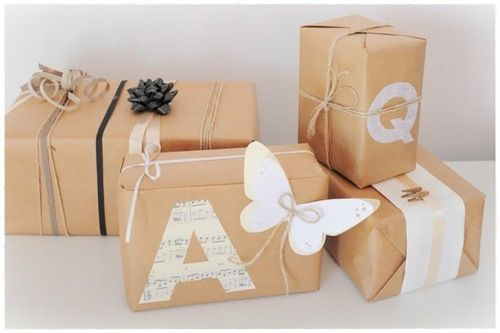 Inspirerende cadeauverpakkingen - Girlscene