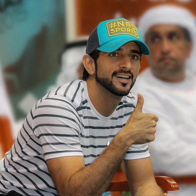 Hamdan Bin Mohammed Bin Rashid Al Maktoum, 07/2015. Foto