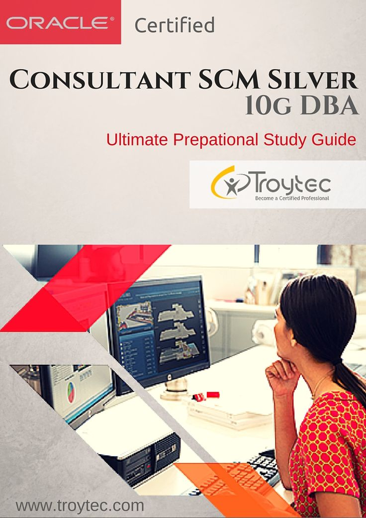#OracleCertified Consultant #SCM Silver Exam #1Z0_741 #troytec #infographics