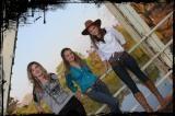 3 friend cowboy theme