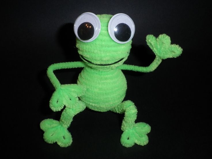 Pipecleaner Crafts Site Youtube Com
