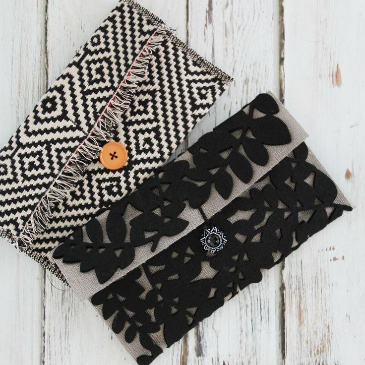 Fabriquer un magnifique sac à main sans couture! 5 modèles à voir!