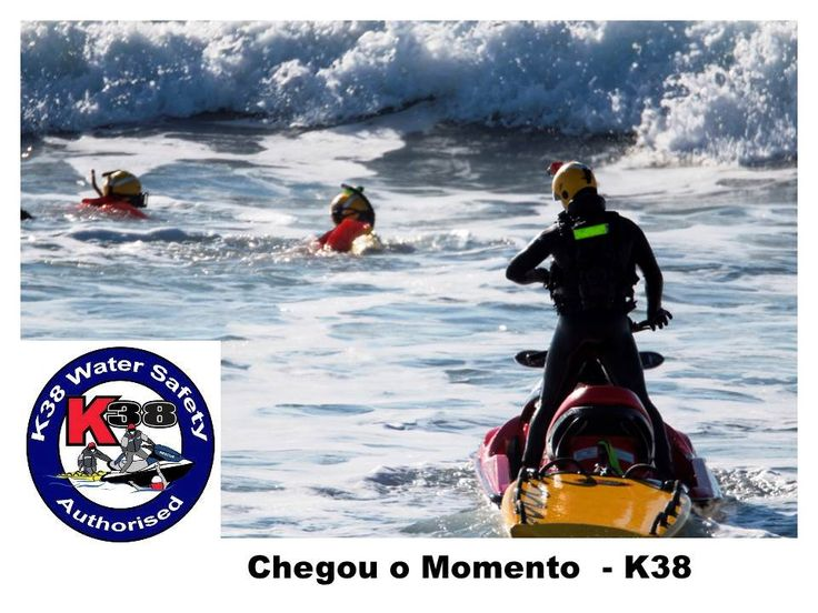 K38 Portugal provides Rescue Water Craft instruction for water safety professionals. www.K38rescue.com