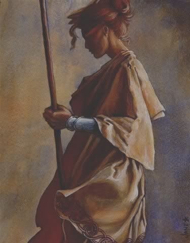 Queen Boudica. The Boadicea Story: Boadicea was Queen of the Iceni people who led a spectacular uprising against the occupying forces of the Roman Empire in Britain around AD 60.The Boadicea image represents an artist's impression of Boadicea.  Also called Boudica.