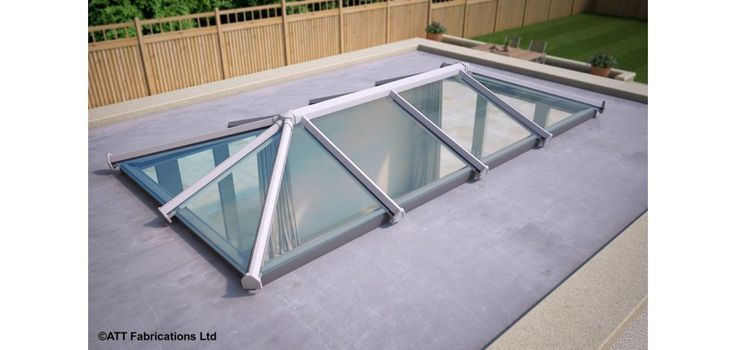 1327 - Anthracite Grey Frame 2000mm x 4000mm