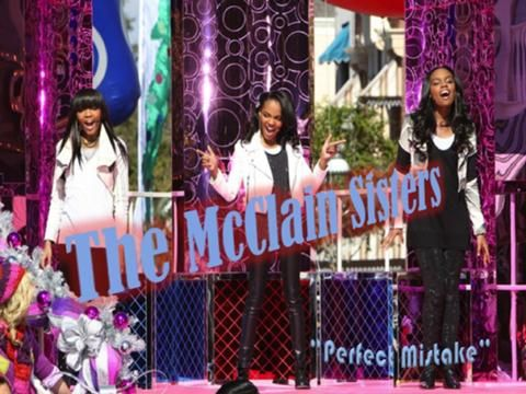 perfect mistake mcclain sisters