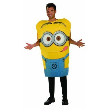 Who sells Rubie's Costume Despicable Me 2 Foam Tunic Carl Dave, Blue/Yellow, Standard Costume for  Halloween Gifts Idea Shop Online for  #Halloween Gifts Idea Stores