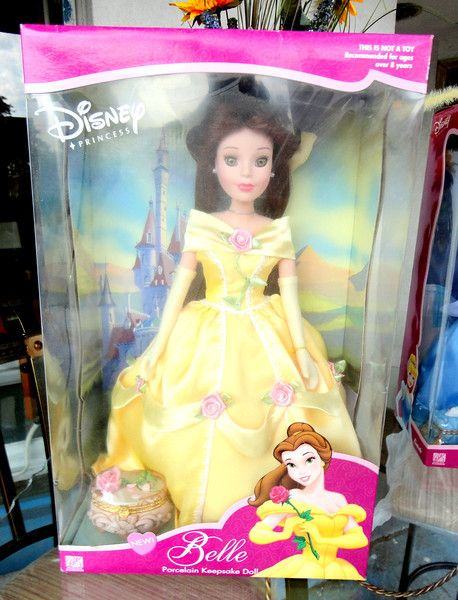 Belle from beauty and the beast my collection used - Beauty and the beast bedroom furniture ...