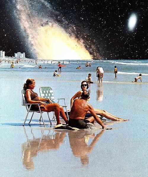 Space Beach || found as an album cover (by PSYCHOMANTITS) on 8track