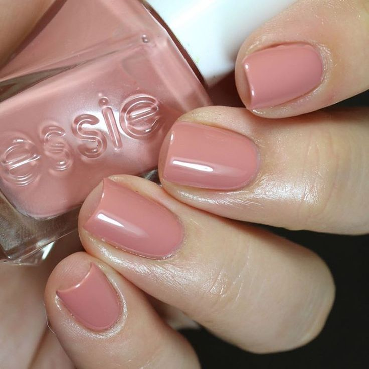 essie pinned up - nude #nail polish / lacquer from the gel couture line