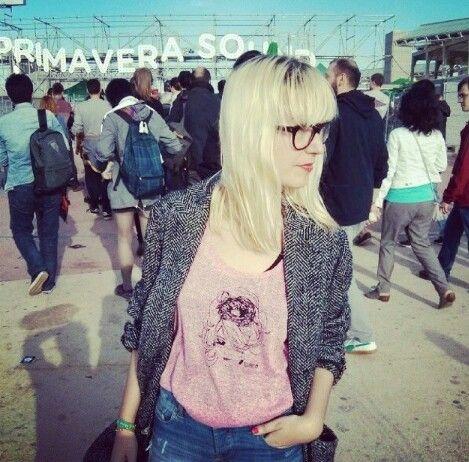 Littleno en el Barcelona Primavera Sound 2014  ...^^