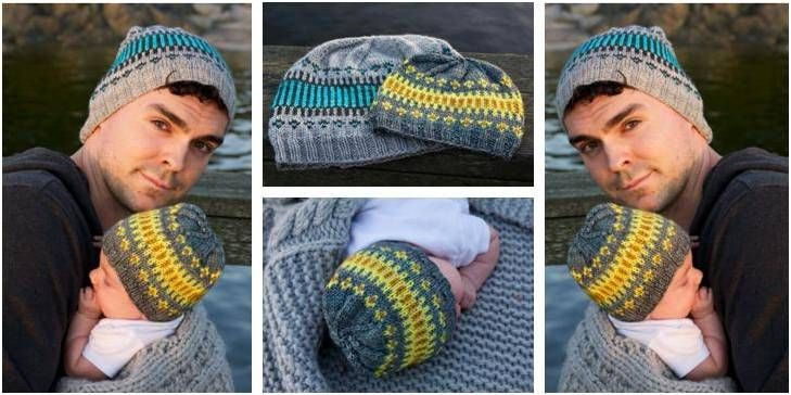 3f8c3779011 Don this fun Clayoquot knitted toque. The cheery knitted piece will keep  you warm while looking adorably stylish. Get the FREE pattern for .
