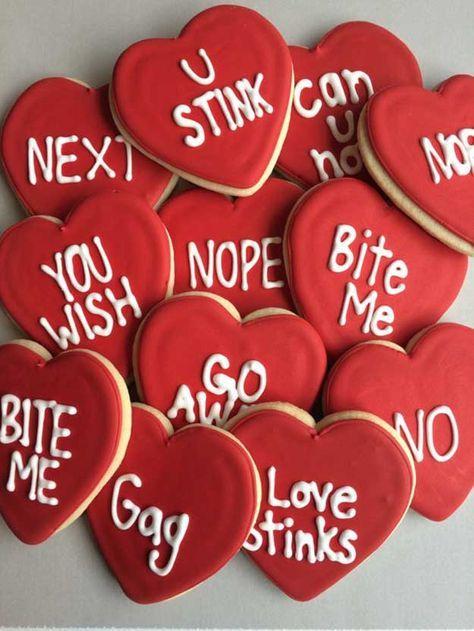 Valentine S Day Party Ideas Cookies Valentines Valentines