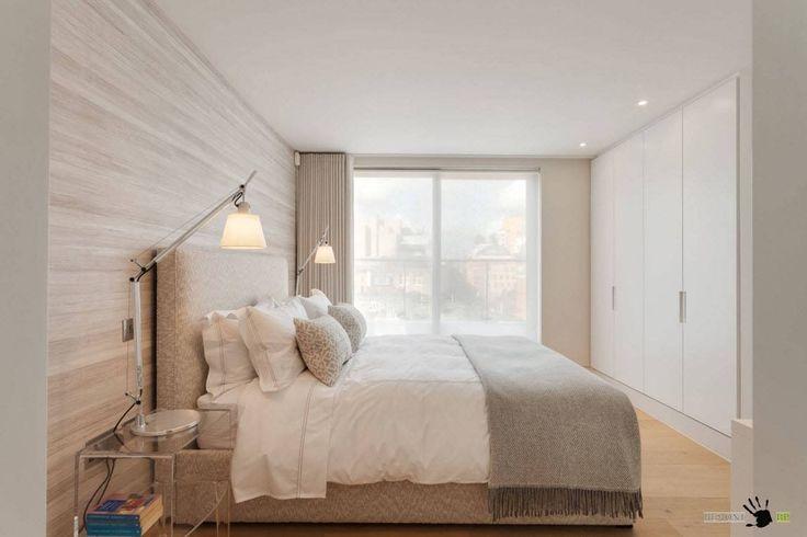 Вертикальные жалюзи для спальни