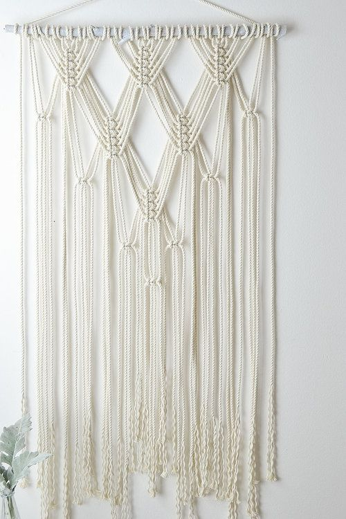find this pin and more on ventage macrame by sjsculp53 handmade macrame wall hangings