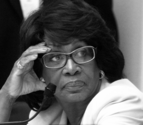 Maxine Waters, we love Mad Max. You go girl!!
