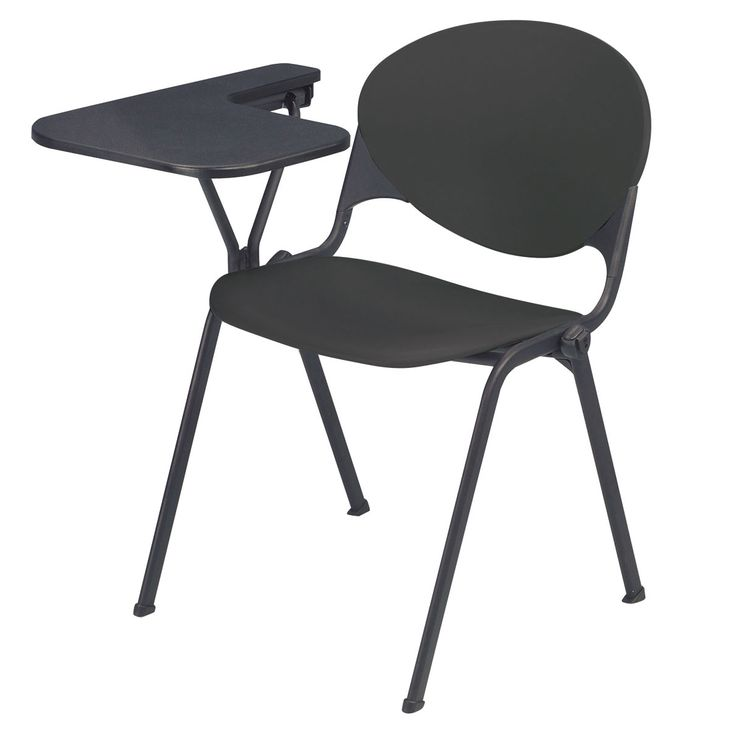 Stacking School Chair With Right Writing Tablet