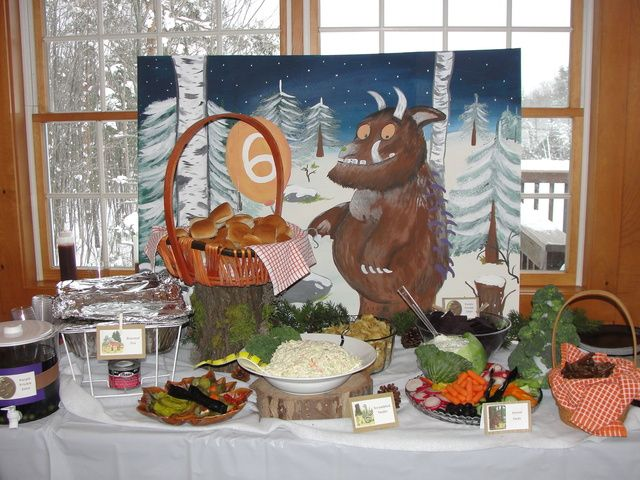 The Gruffalo! Birthday Party Ideas | Photo 7 of 14 | Catch My Party