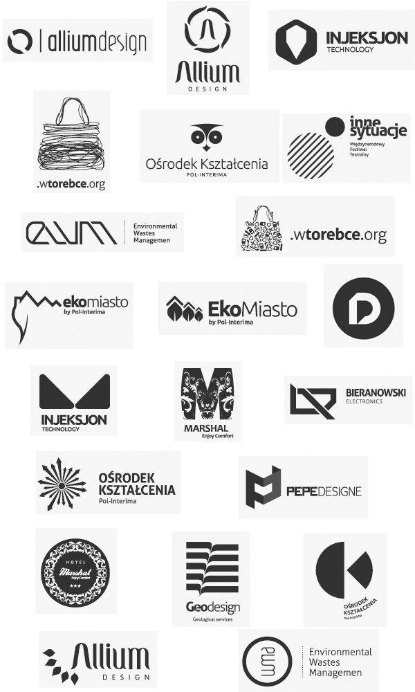 Logo Creations by Michał Stróż