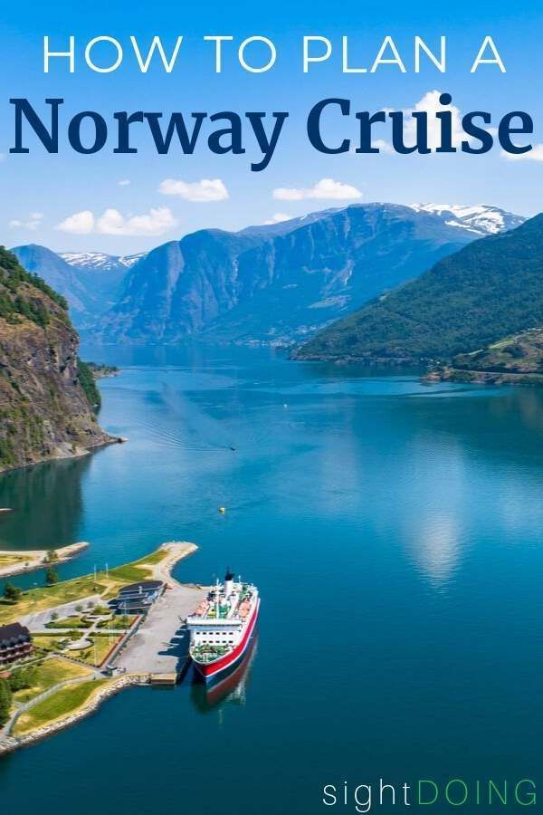 How To Plan A Norwegian Fjords Cruise Cruise To Norway In 2020 Fjord Cruises Norway Cruise Cruise