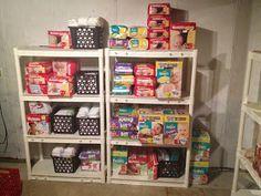 #TeacherMom: How I Stockpiled Diapers on a Budget