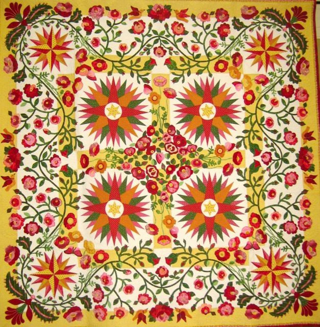 Quilt workshop by Rita Verroca, 2012, Santa Monica Quilt Guild