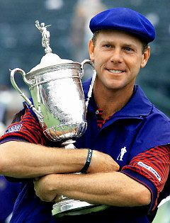 Payne Stewart, a Real Champion, with a Tribute to his name at the Payne Stewart Golf Club, Branson, MO