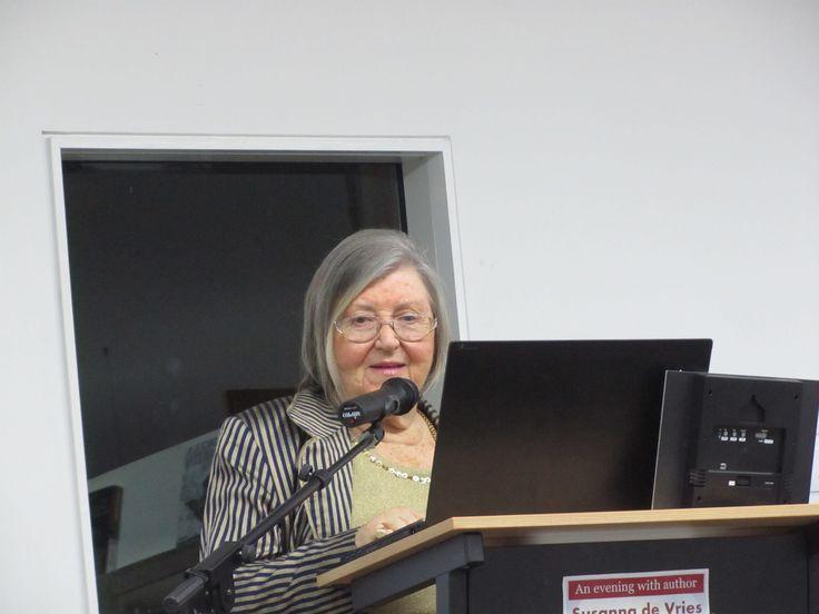 Susanna de Vries, 23 Sep 2014