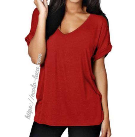 Generous Colored T-shirt – Ecolo.luca