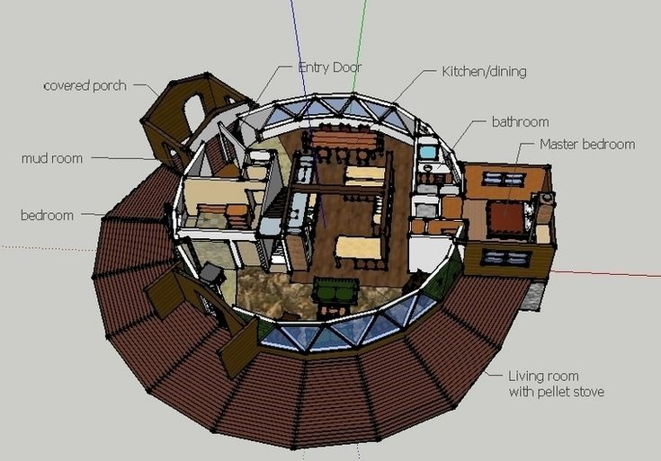 33 best images about dome home love on pinterest dome for Geodesic home plans