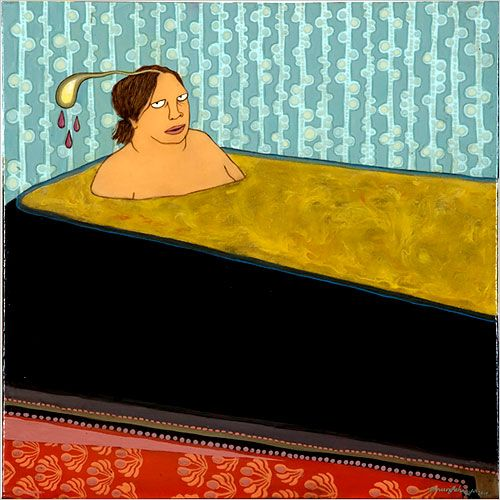 """Bubble Bath""~Dhruvi Acharya"