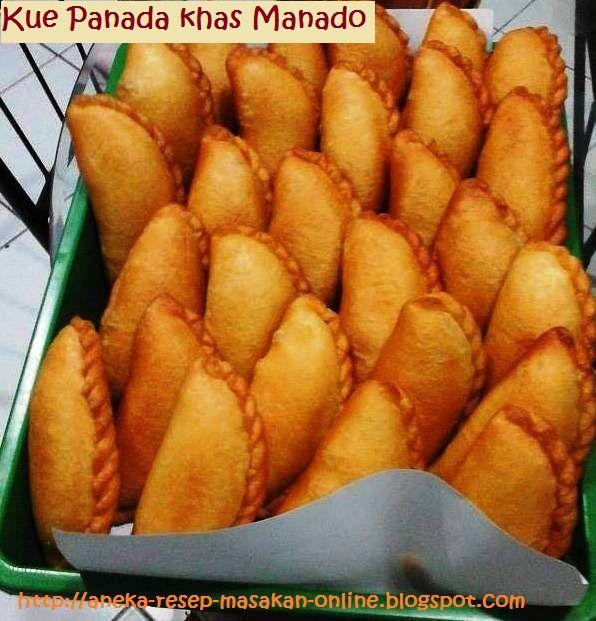 Panada - kue khas Manado  Yuk simak resepnya http://aneka-resep-masakan-online.blogspot.co.id/2014/03/resep-panada-reis-manado-asli.html