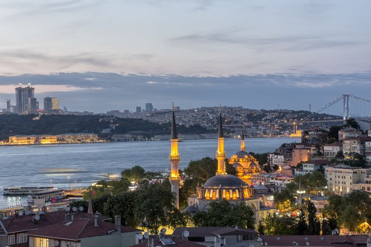 Uskudar, Istanbul, #Turkey - اسكودار، #اسطنبول، #تركيا