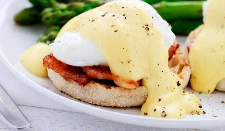 Empiece el día…¡con huevos a la benedictina!