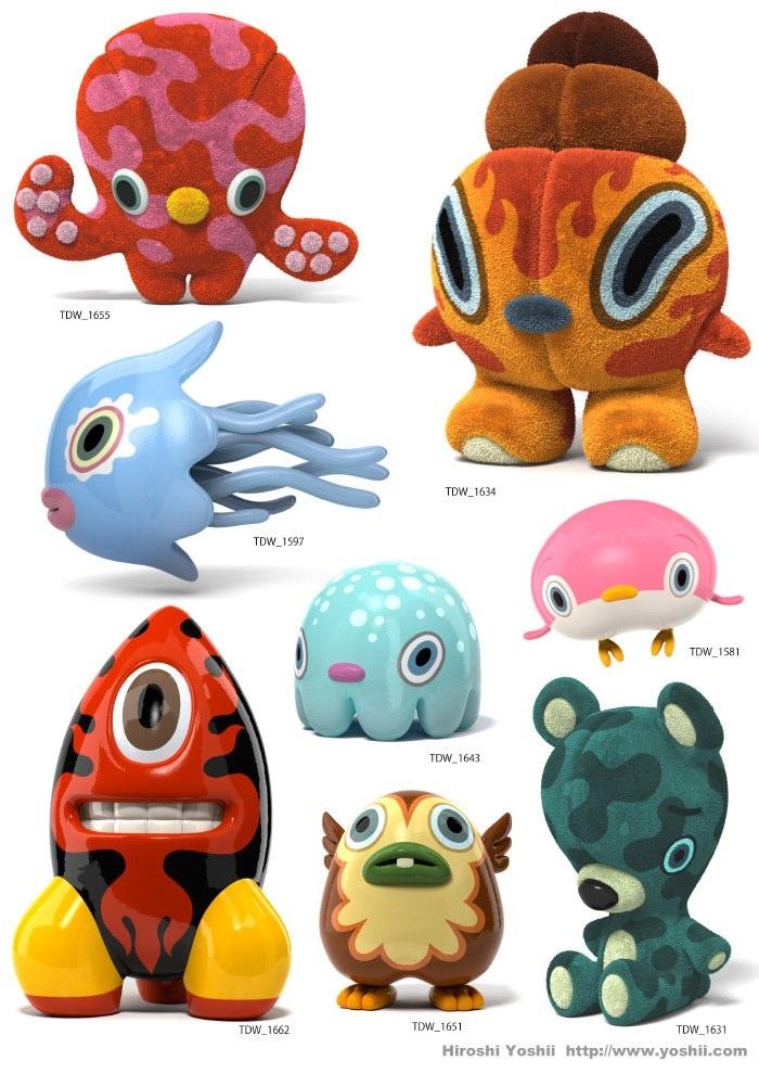 Yoshii toys