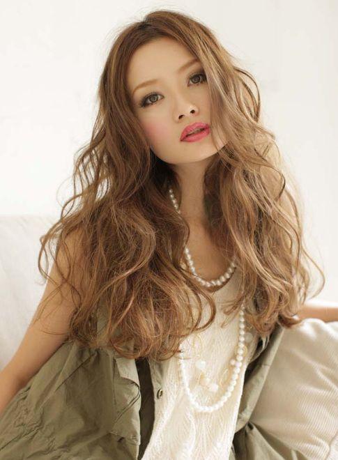 ドライウェーブ 【CARE SHINSAIBASHI】 http://beautynavi.woman.excite.co.jp/salon/21395 #外国人風 #ロングヘア #longhair